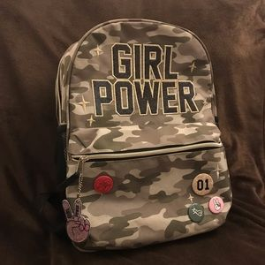Children's Place Camo Backpack